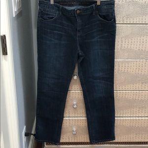 Vera Wang size 12 Jeans